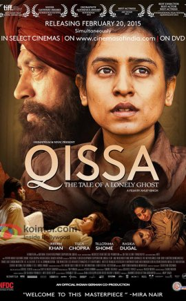 Qissa: The Tale of a Lonely Ghost (2013) Tr Altyazılı izle
