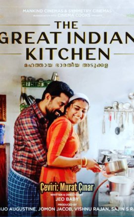 The Great Indian Kitchen (2021) Türkçe Altyazılı izle