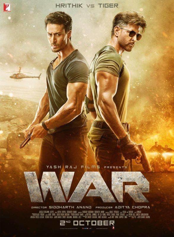 War (2019) Türkçe Altyazılı izle
