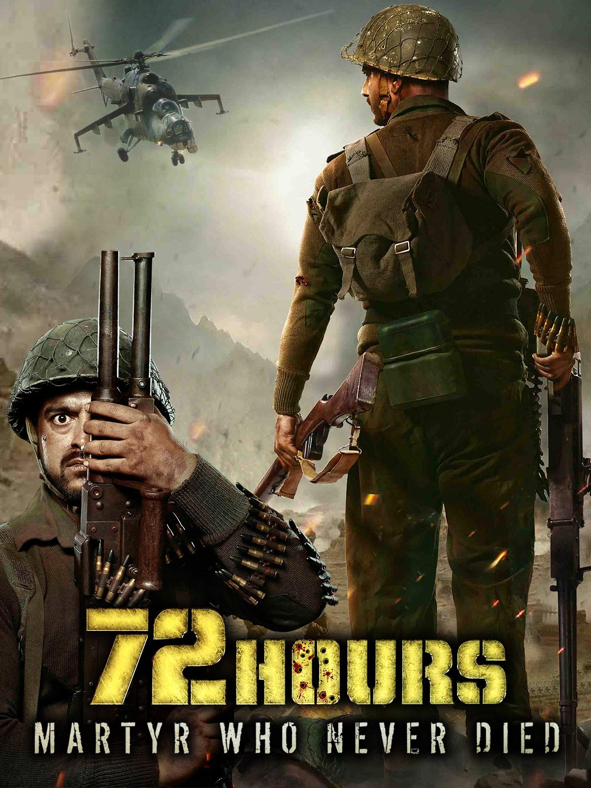 72 Hours: Martyr Who Never Died izle