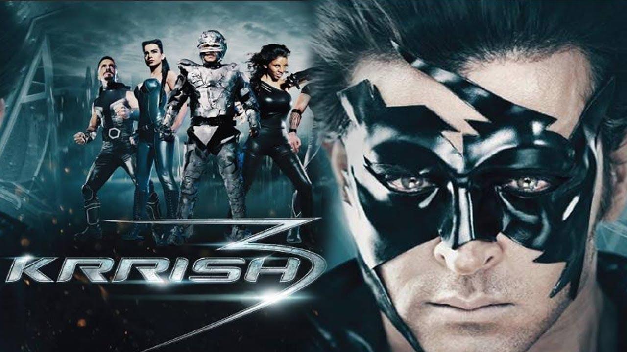 Krrish 3 – 2013 Türkçe Altyazılı izle