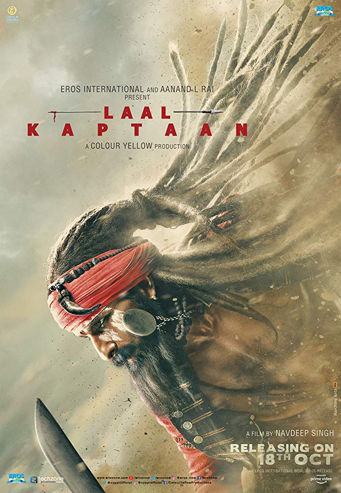 Laal Kaptaan (2019) Türkçe Altyazılı izle