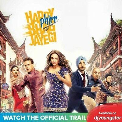 Happy Phirr Bhag Jayegi (2018) Türkçe Altyazılı izle
