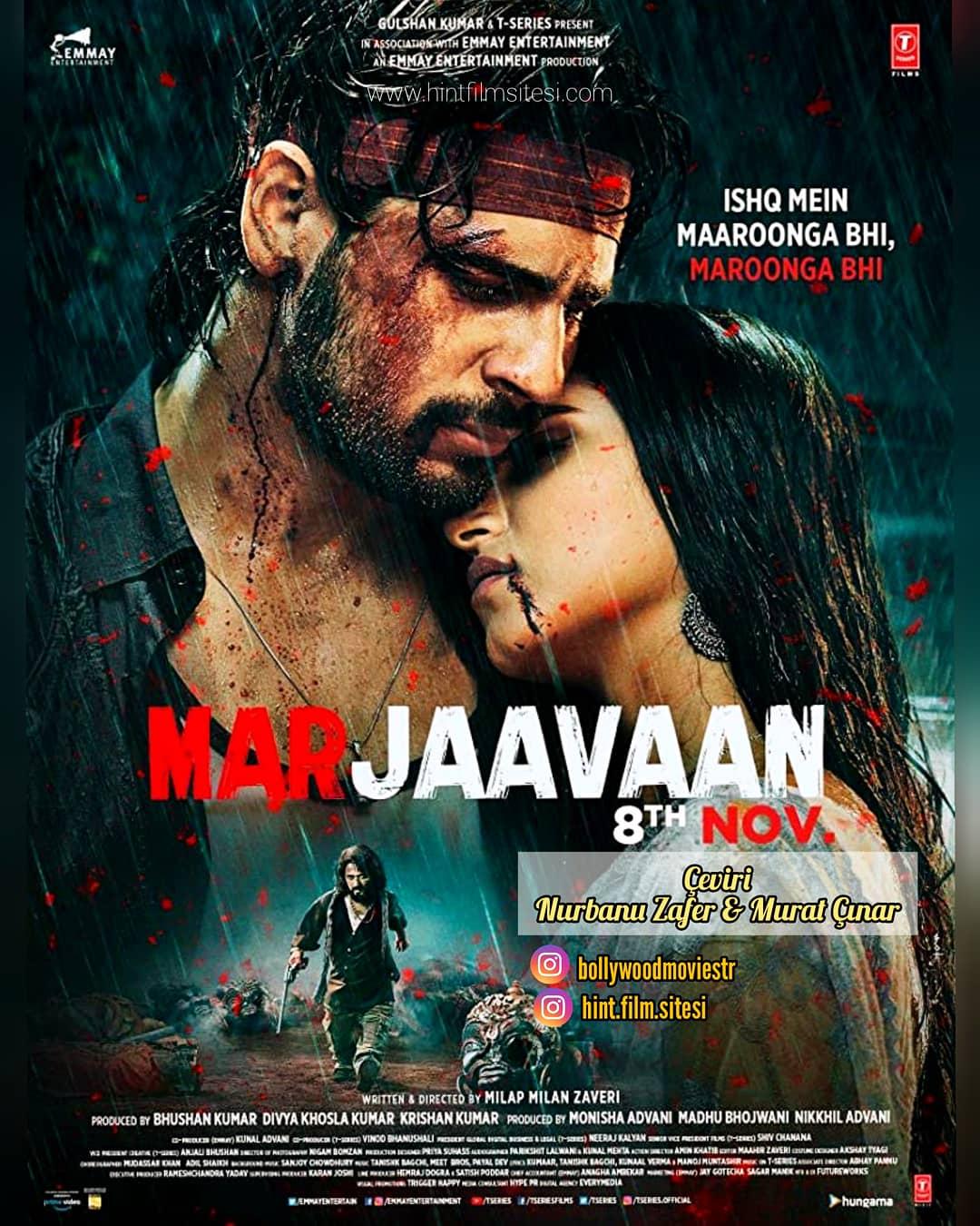 Marjaavaan (2019) Türkçe Altyazılı izle