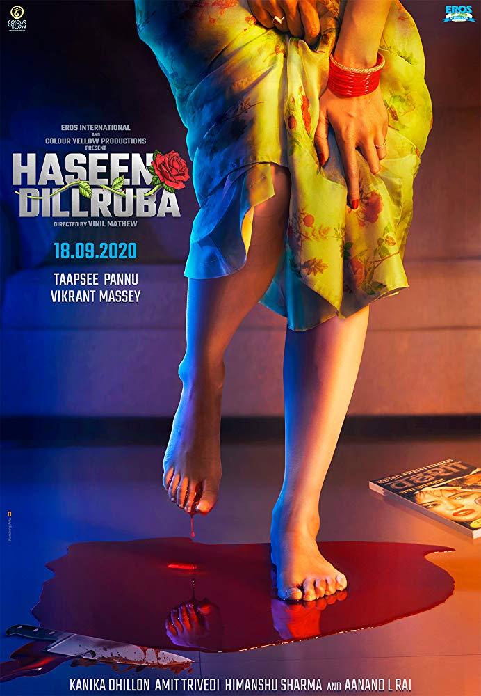 Haseen Dillruba (2020) Türkçe Altyazılı izle