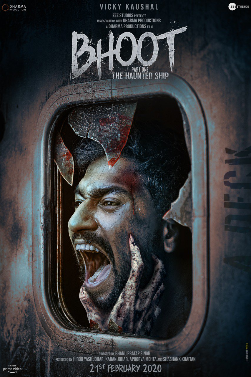 Bhoot: Part One – The Haunted Ship (2020) Türkçe Altyazılı izle